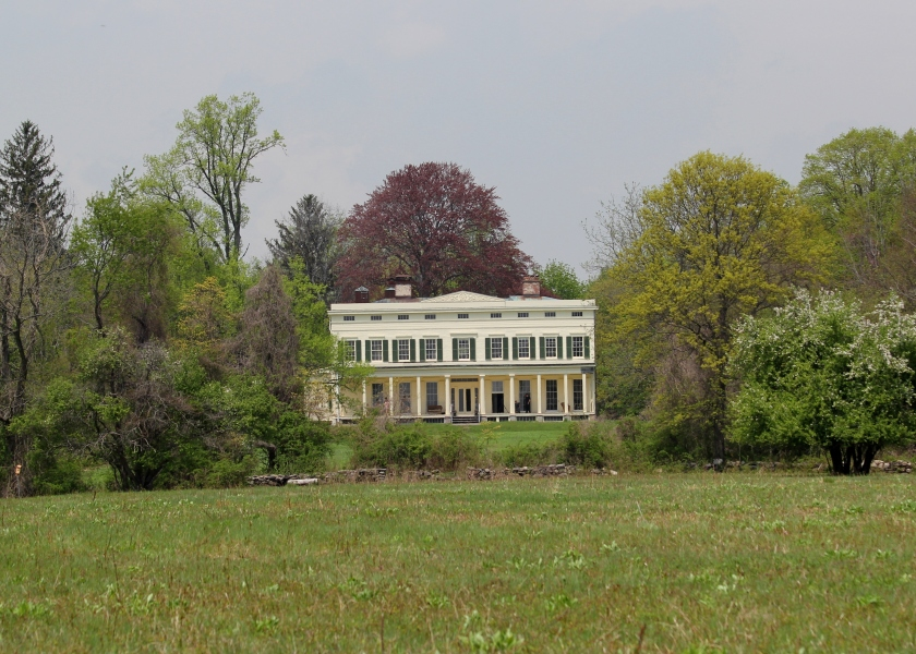 Peter A. Jay House at Marshlands Conservancy