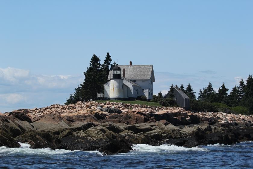 Mark Island Lighthouse