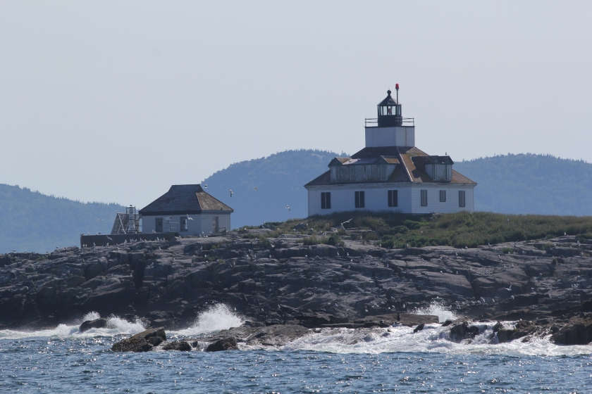 Egg Rock Lighthouse